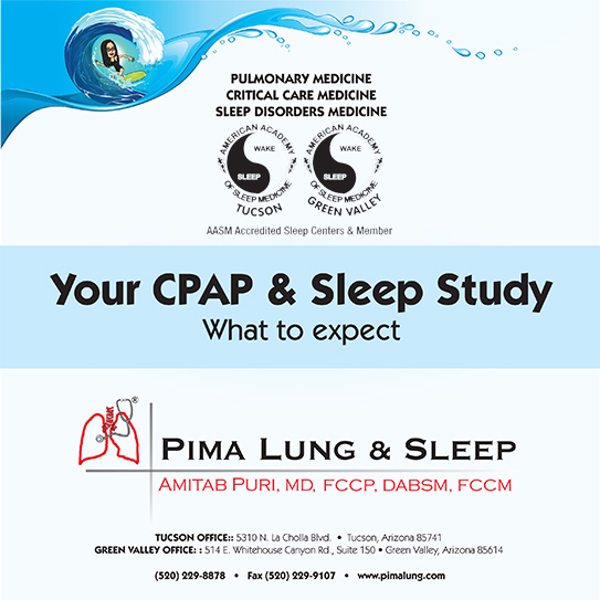 Your CPAP & Sleep Study - What to expect