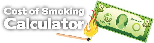 Cost of Smoking Calculator